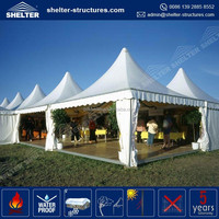 Shelter wedding party waterproof tent canopy 20x20