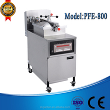 PFE-800 high quality CE ISO broasted machine/potato fries deep fryer