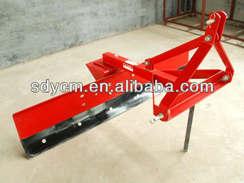 2013 new land leveller in China Factory