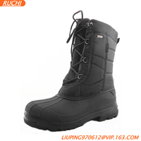 italian winter shoes boots men's snow boots
