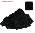 inorganic dark black crystal glass mosaic pigment color