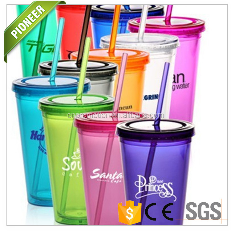 New products 2016 innovative product reusable plastic tumbler china market in dubai