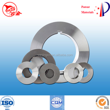 Steel coil slitting knife for slitter machine