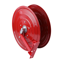 manual or automatic swing fire hose reel