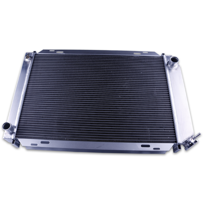 Aluminum <strong>racing</strong> radiator for FORD MUSTANG 79-93 MANUAL