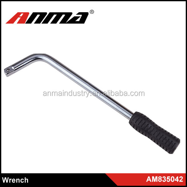 Telescopic L Type Tyre Wheel Nut Wrench
