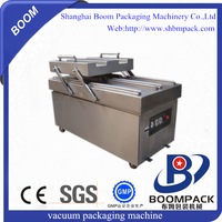 BM double chamber vacuum packaging machine
