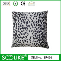 Fashion pattern microbeads adult car booster seat cushion
