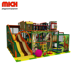 Factory Supply Super Quality Playground Equipment Indoor
