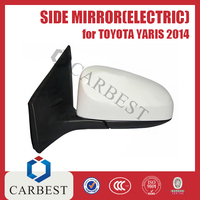 Best-Selling Side Mirror Door Mirror for Toyota Yaris 2014 Electric