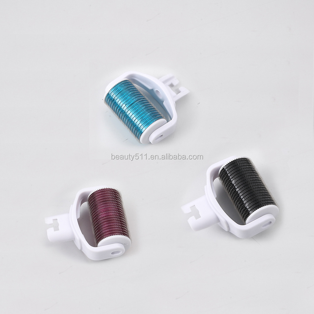 1200 micro needle roller system fittings matching head Medical Therapy Skin Care Tool