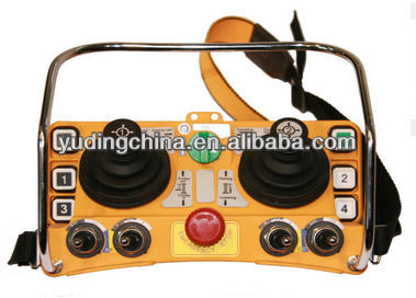 F24-60 Dual Joystick/ industrial radio remote control for crane