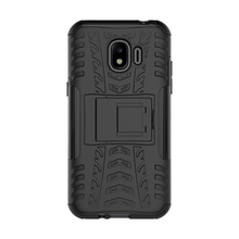 Dazzle colour stripes Mobile phone case for Samsung Galaxy J2 Pro 2018 armor case