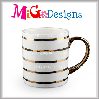 Wholesale custom coffee hotel restaurant plain white ceramic mug