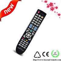 8 in 1 waterproof universal tv dvd remote control with high quality