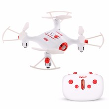 Syma X20 Pocket Drone RTF with Headless Mode Altitude Hold 3D-flip Function RC Quacopter