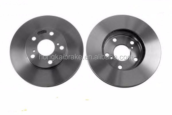 high quality auto brake disc rotor for 43512-33042 China factory price disc brake