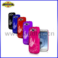 Beautiful Pattern Design Hard Back Cover Case for Samsung Galaxy S3 I9300 Cell Phone Cases Laudtec