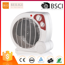 Manufacturer Newest Design wall mounted electric fan heaters