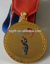 2013 hot sale and new arrival OEM and ODM judo metal medal