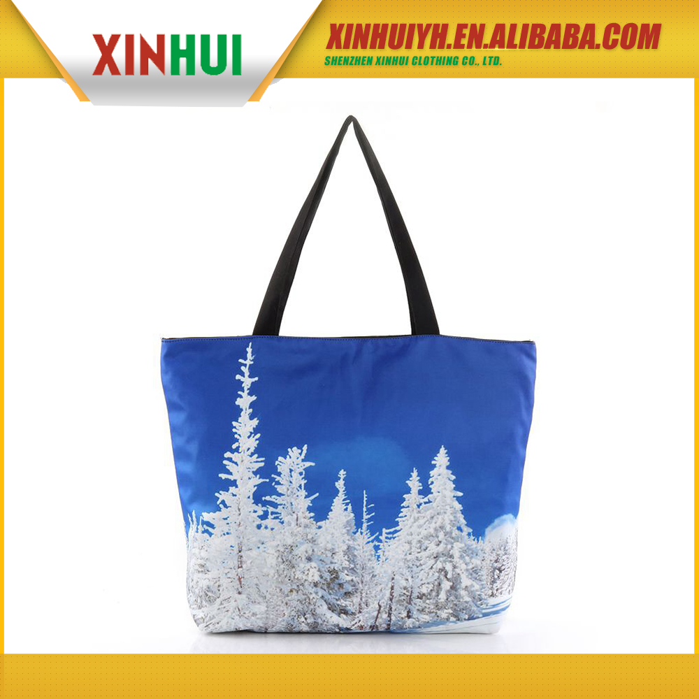 cheap and light canvas bag cotton shopping bag