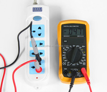 Alibaba direct YH102A handheld Digital Multimeter AC DC Voltage DC Current Professional Digital Multitester