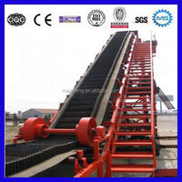 Large Capacity large angle conveyor belt splicing tools from china