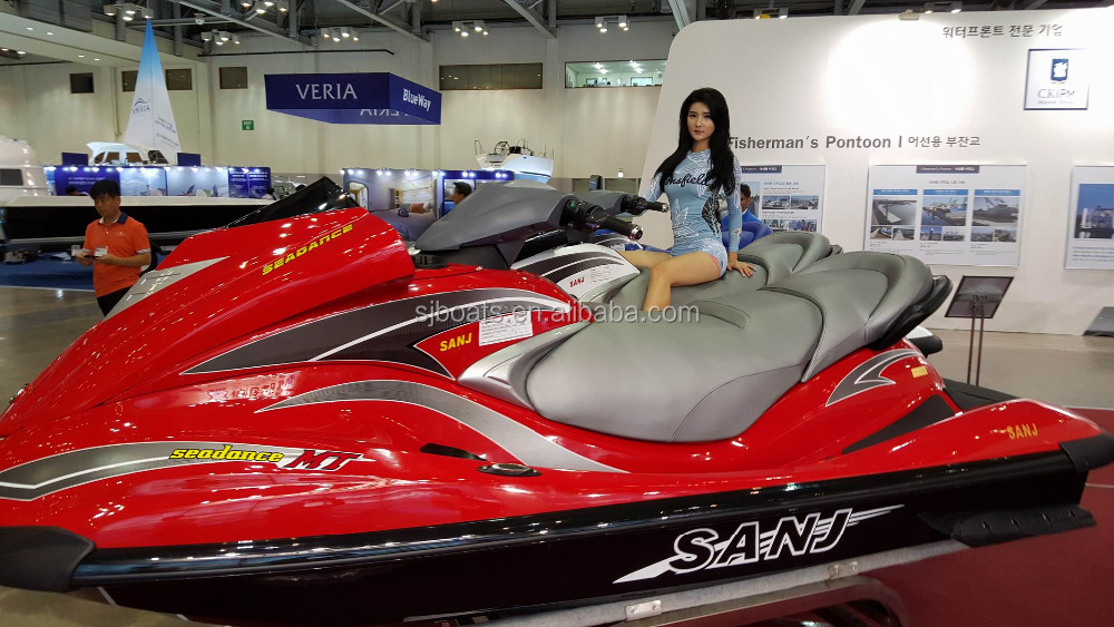 Best quality &high speed jet ski with the best price to sale with the SHS 1100,4 stroke,4 cylinder with CE