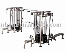 8-Station Trainer Multi GYM Fitness Equipment