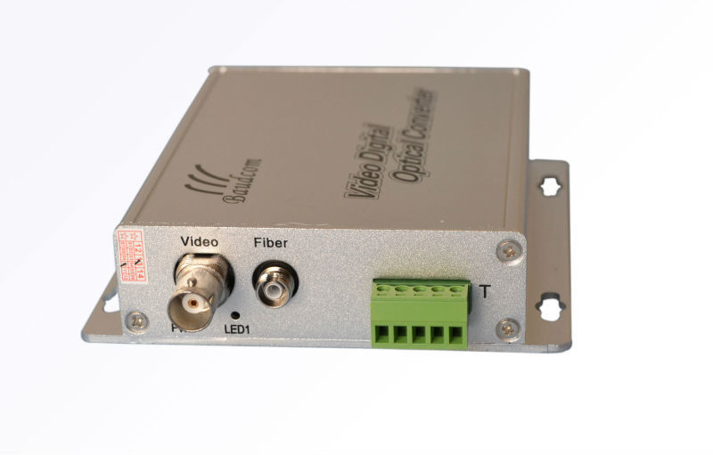 Cost Effective 10/100M adapt Ethernet <strong>date</strong> 1Channel Video Fiber Multiplexer