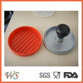 WS-DW01P Non-Stick Single Hole Aluminium hamburger Press