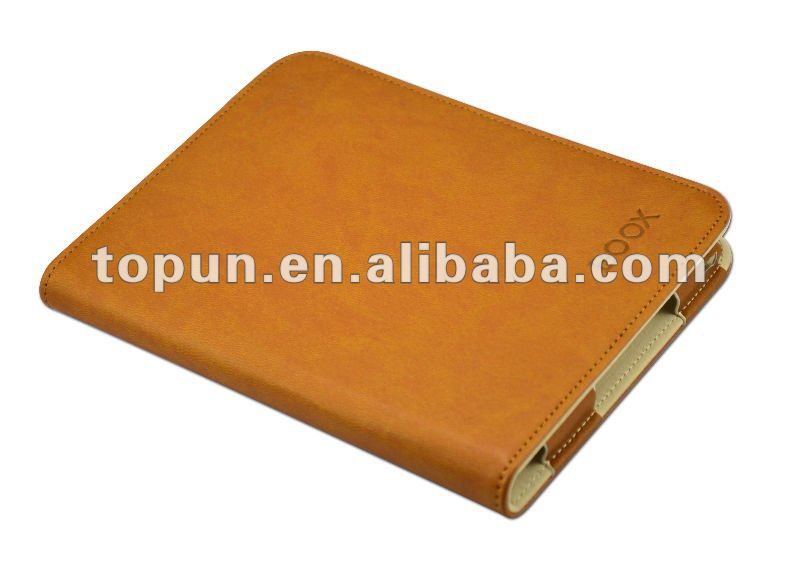 ebook reader case for nook sony kobo kindle PU leather case cover