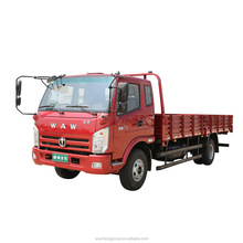 WAW auchy light cargo truck for light logistic life with multiple spare parts