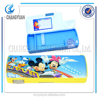 (CY6316) custom multifunction pencil box /roll pencil case/pencil case