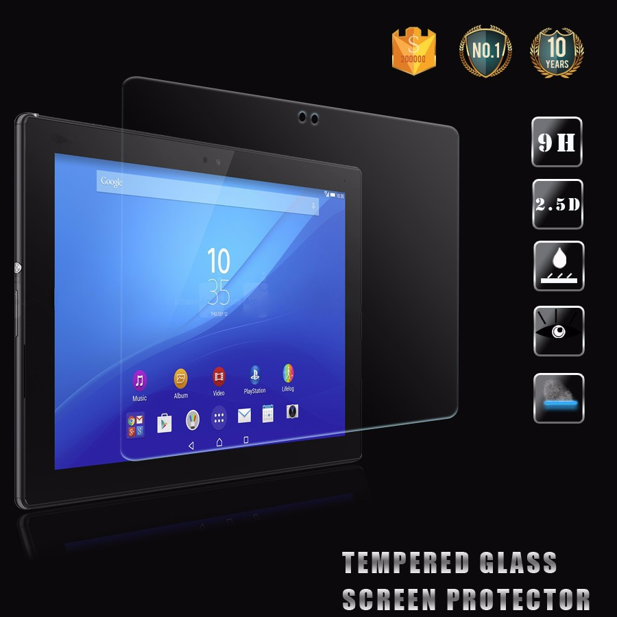 Japan Imported Glass Matieral Ultra Thin 9H Anti Scratch Tempered Glass Screen Protector for 7 inch Tablet