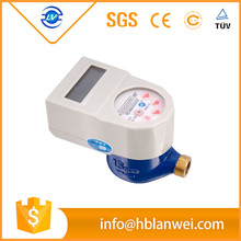 Prepaid / postpaid GPRS Smart water meters wireless gprs water meter