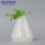China factory Luxury White beauty onyx Tiny Flower Vase