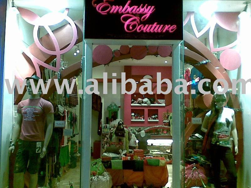 80sqm. BOUTIQUE (MEN/WOMEN) FOR SALE!!! IN GAISANO MALL,DAVAO CITY
