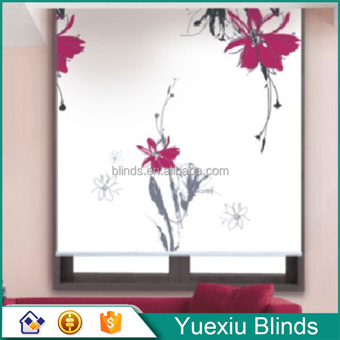 Office Roller Blind , Window Roller Blinds And Curtains