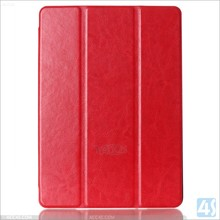 Back Transparent case for Ipad air 2, smart case cover for ipad air 2