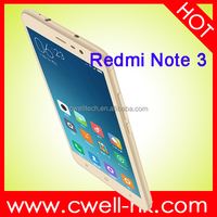 Xiaomi Redmi Note 3 Original 5.5 Inch FHD Touch Screen Metal Body Fingerprint Touch ID Smart China Mobile Phone