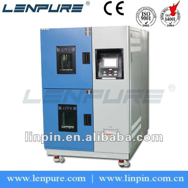 LENPURE Two Zones Thermal Shock - Heat Cycle Test Chamber