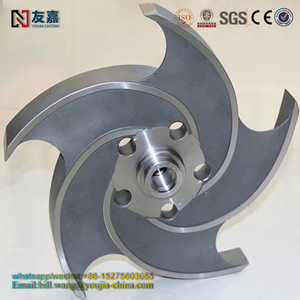 OEM casting water pump impeller suppliers