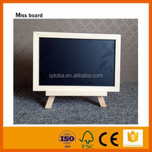 high quality strong magnetic portable blackboard