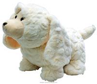 Plush toys with Light Up Dog