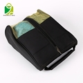 210D polyester Travel Shoe Bags new design easy carrying travel shoe bag good performance shoes storage bag