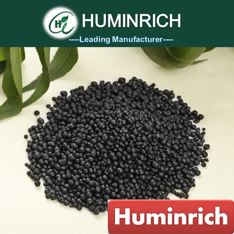 Huminrich Organic Humus Granulated Organic Fertilizer