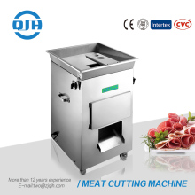 Professional manufacturer automatic 2hp electric stainless steel pork beef mutton cutting machine cold fresh meat slicer
