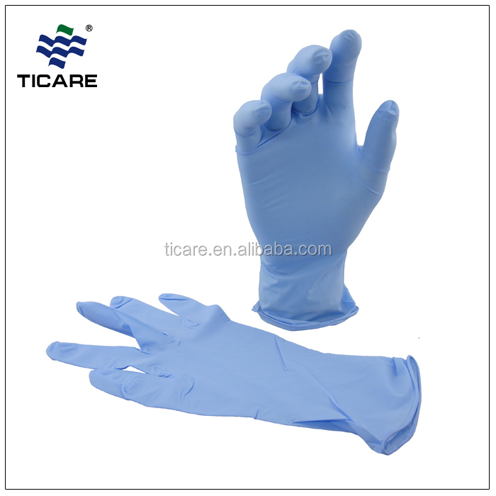 NEW Nitrile Gloves With Powdered Or Powder-Free
