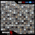 beveled glass mirror mosaic tile